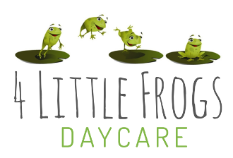 4 Little Frogs